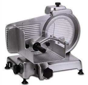Vertical Slicer, 370 mm Belt Transmission