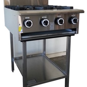 High Capacity Boiling Burner