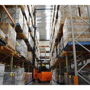 Narrow Aisle High Reach Electric Forklifts