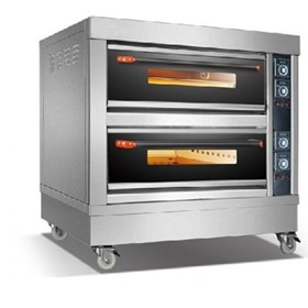 Amalfi Series Electric Two Deck Oven
