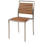 Teek Outdoor Side Chair | Carlie