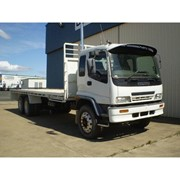 Tipper Truck | 2004 Isuzu Fvz1400 27 Ft Tray