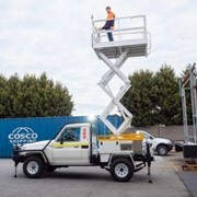 Scissor lift | AS Triple