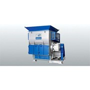 Zerma Large Part Single Shaft Shredders | ZIS Series