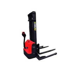 1000kg Electric Walkie Stacker