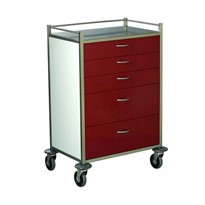 Paragon Emergency Equipment Trolley | AX 119