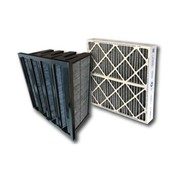 Combination Air Filters for Particle and Gas/Odour
