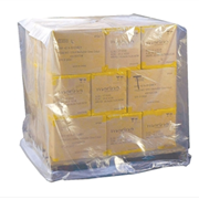SilverBack | Freight Packaging | Clear Pallet Covers