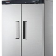REFRIGERATOR KR45 2- TOP MOUNT CHILLER /FREEZER FULL DOOR