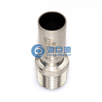Stainless Steel Male Coupling