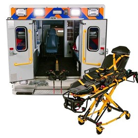 Ambulance Stretcher | Stryker Power PRO XPS