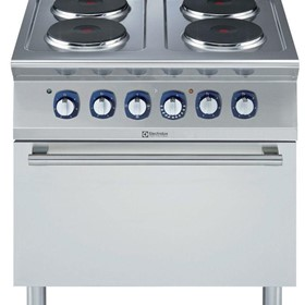 Hot Plate and Oven - Electric Range (371016)
