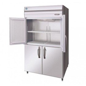 Commercial Fridge I Pilar Less Upright Refrigerator HRE-127B-AHD-ML