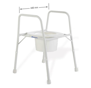 Bathroom Aids - Aspire Over Toilet Frame