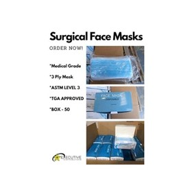 Face Mask Surgical Earloop